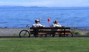 Qualicum Parksville BC bed and breakfast
